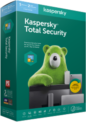 Picture of Kaspersky Total Security  1 Device 1 year